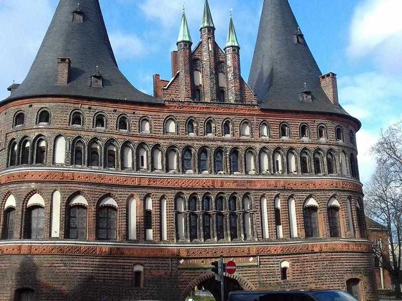Lubeck Holstentor